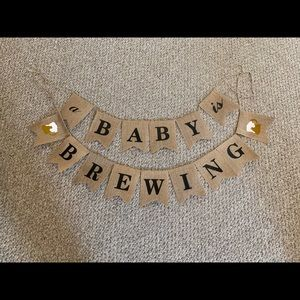 Baby Shower/ Diaper Party Sign